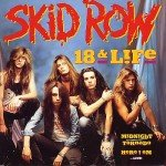 SKID ROW 18 and life