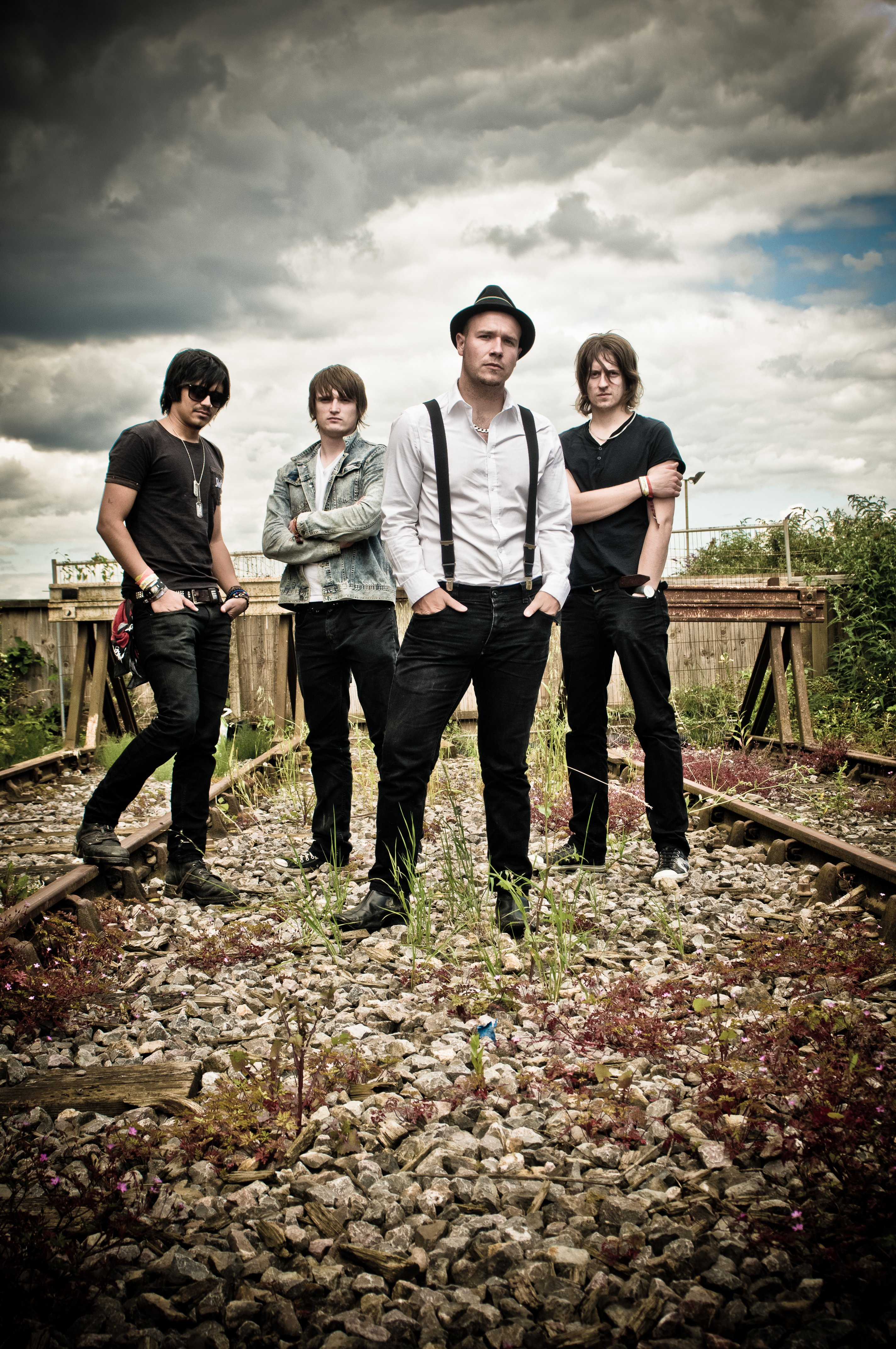 Electric River Photoshoot  2012- 3