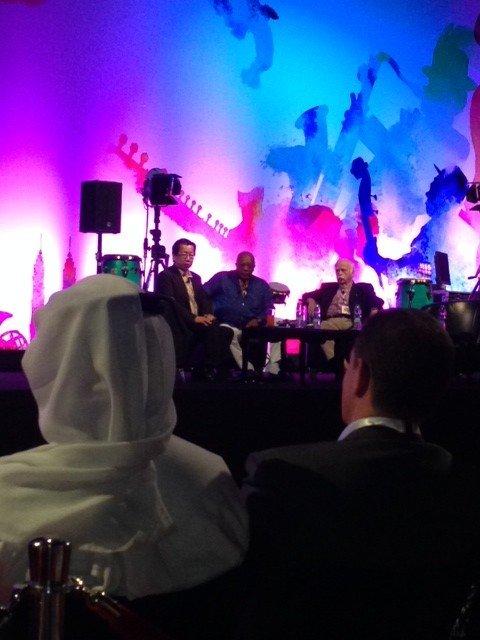 Quincy Jones Dubai 24.09.2013