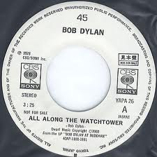 All Along the Watchtower Bob Dylan