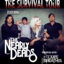TheNearlyDeadsSurvivalTourMarch2014