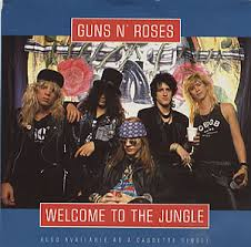 welcome to the jungle GnR