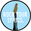 Rock Your Lyrics logo