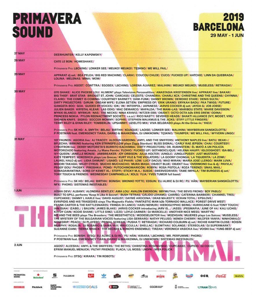 corona Cenar Arco iris  Primavera Sound, 19 years of uniqueness – Rock Your Lyrics